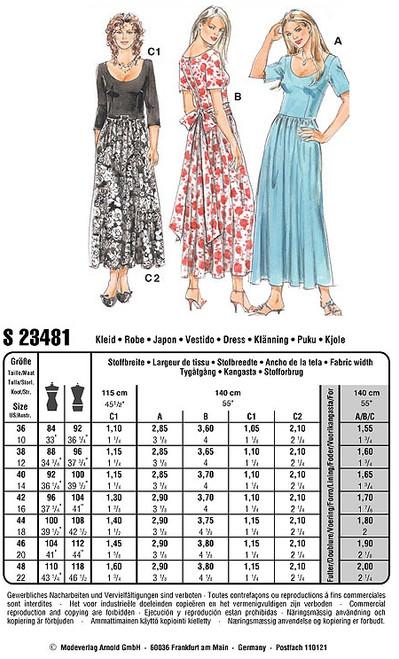 23481 - Neue Mode