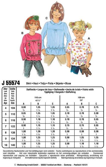 55574 - Neue Mode