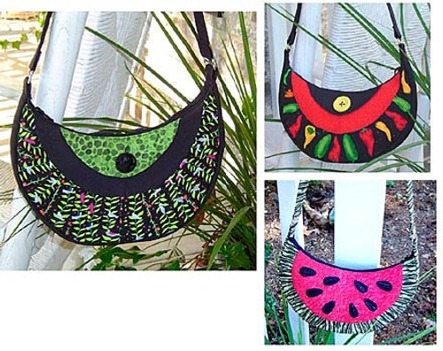 Mezza Luna - Studio Kat Designs