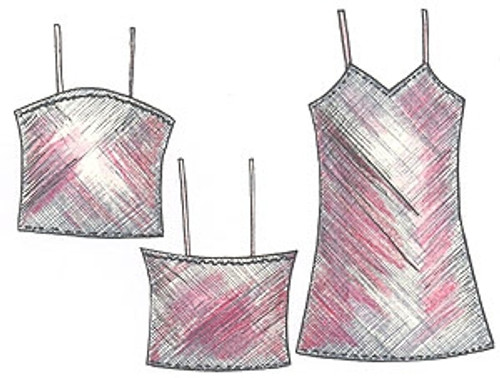 Camisole & Nightie for Wovens - Lingerie Secrets