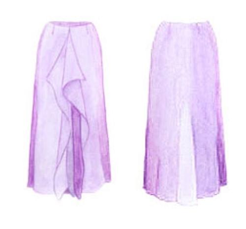 Chardonnay Skirt - LJ Designs