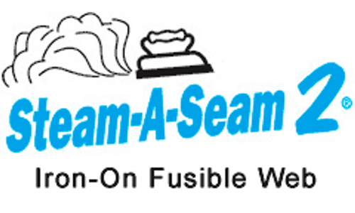 Steam-A-Seam 2 Fusible Web - Lite or Regular