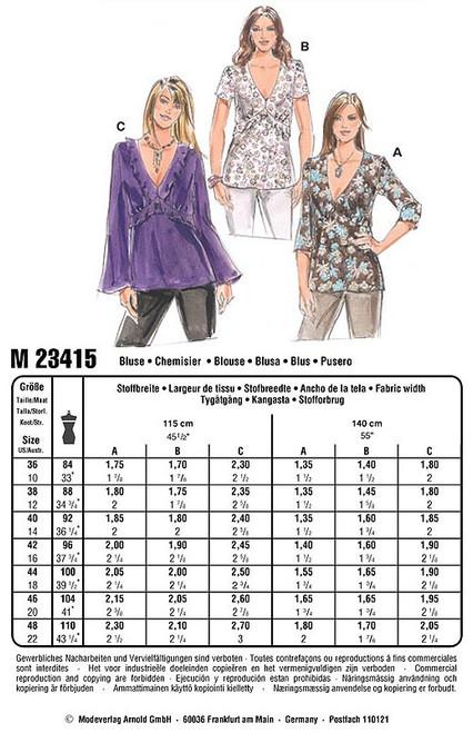 23415 - Neue Mode