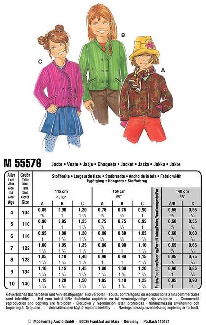 55576 - Neue Mode