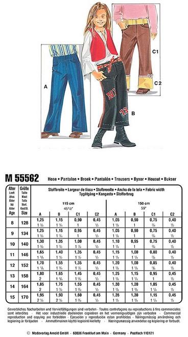 55562 - Neue Mode