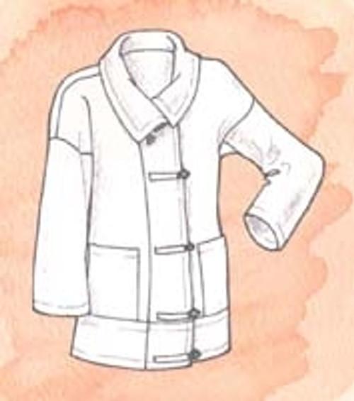 Outback Jacket - LJ Designs