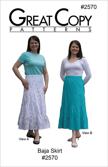 Baja Skirt - Great Copy Patterns