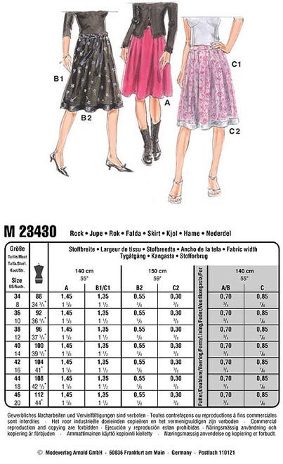 23430 - Neue Mode