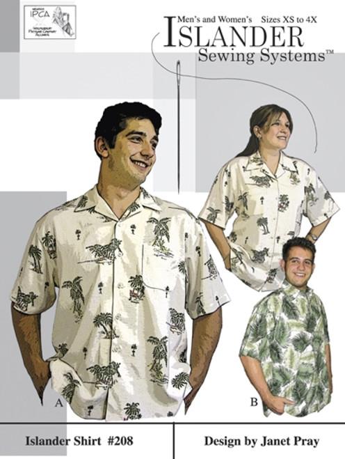 Islander Shirt - Islander Sewing Systems