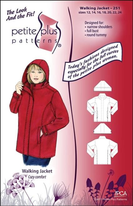 Walking Jacket - Petite Plus