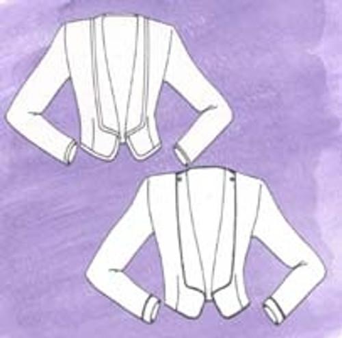 Sassy Jacket - LJ Designs