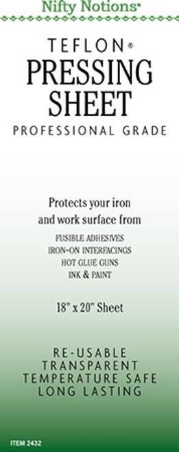 Teflon Applique Pressing Sheet