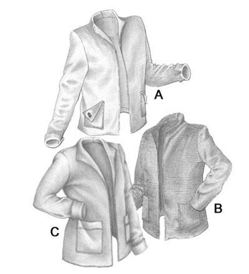 Bristol Jacket - Great Copy Patterns