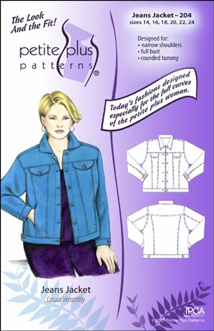Jeans Jacket - Petite Plus