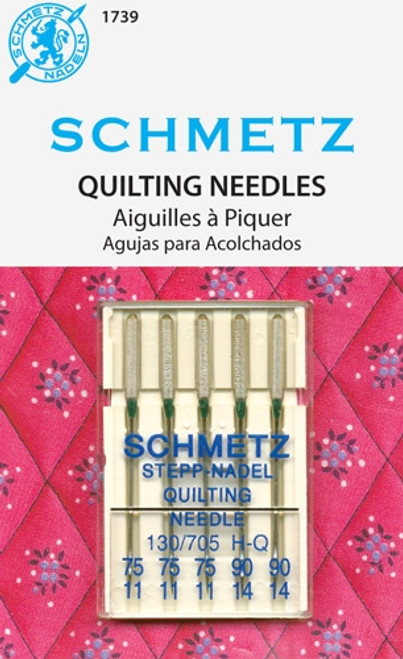 Schmetz Quilting Needle - Assortment