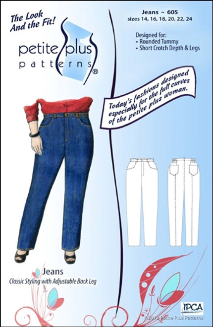 Jeans - Petite Plus