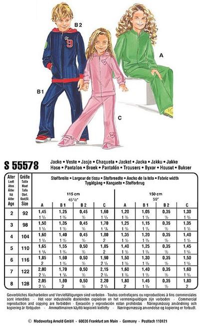 55578 - Neue Mode