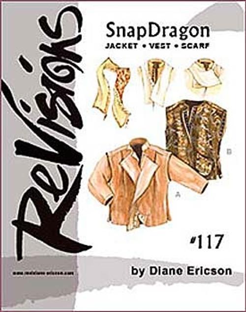 Snap Dragon - Diane Ericson - ReVisions