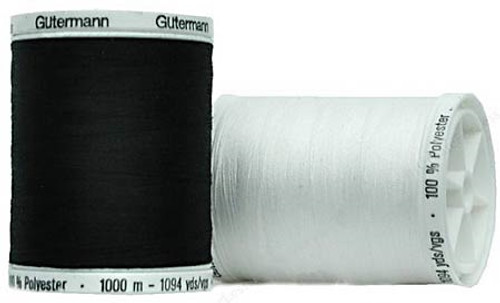 Gutermann 100% Polyester Thread 1000m (1094yds)