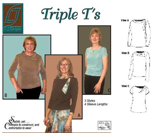 Triple T's - LJ Designs