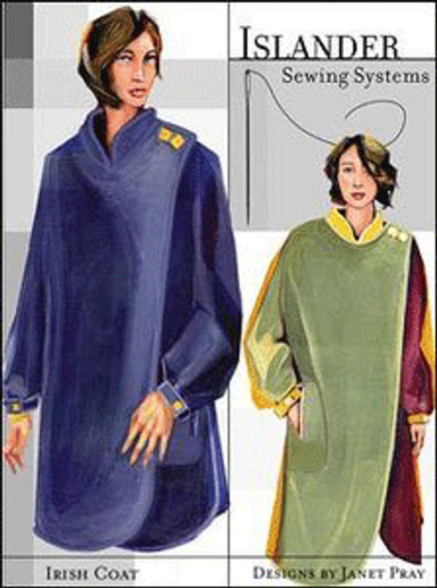 Irish Coat Pattern - Islander Sewing Systems