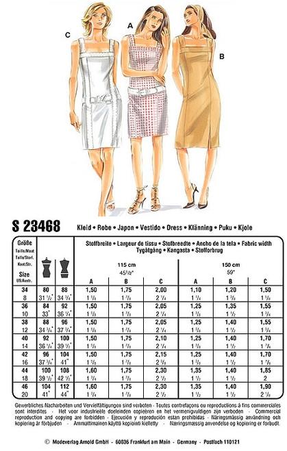 23468 - Neue Mode