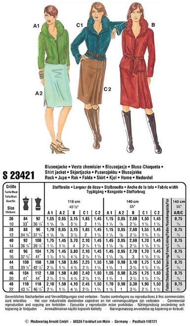 23421 - Neue Mode