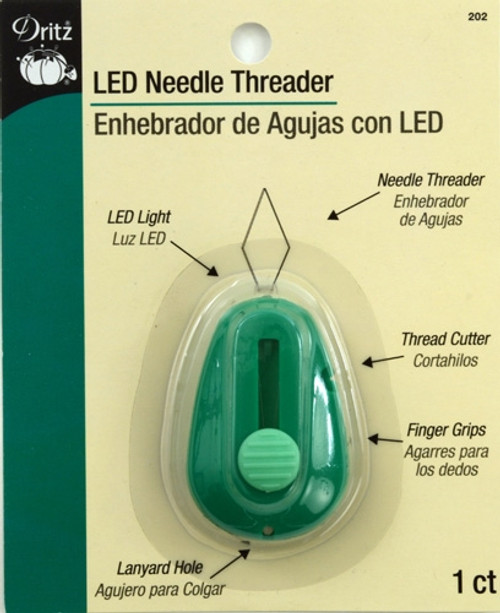 LED Needle Threader