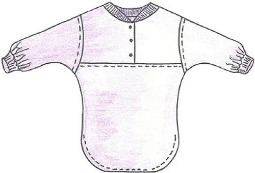 Ladies PJ Gown - Lingerie Secrets