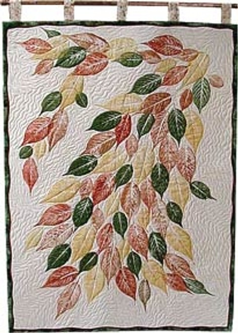 Leaf Painting - Dana Marie Design Co.