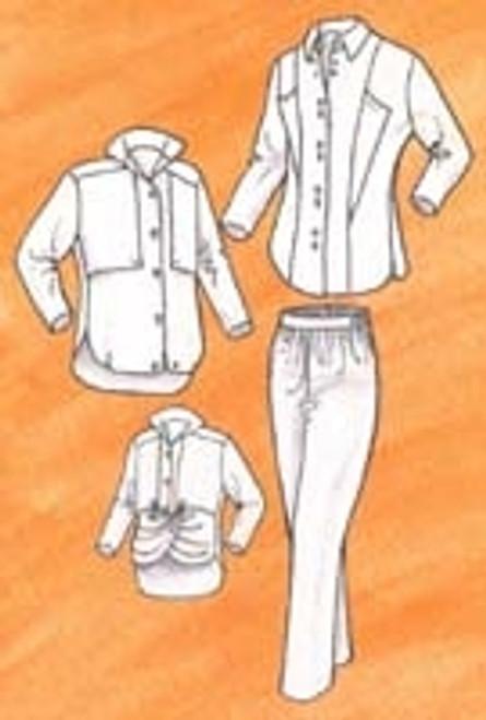 Big Shirt Collection - LJ Designs