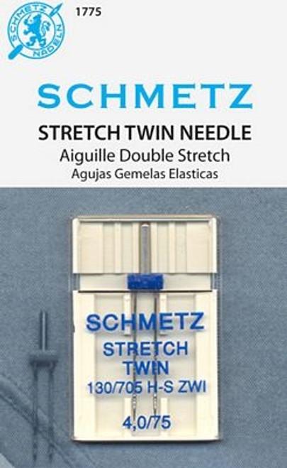 Schmetz STRETCH Double Needle - 4.0 Width