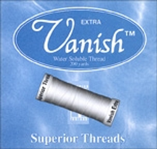 VANISH Water Soluble Thread