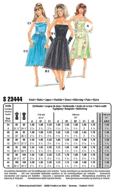 23444- Neue Mode
