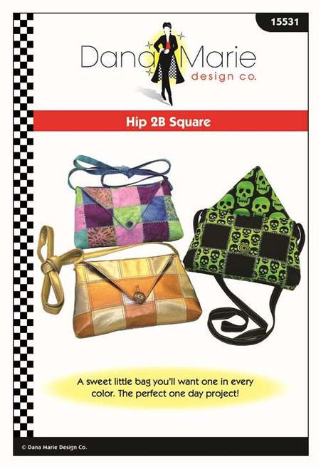 Hip 2B Square Shoulder Bag