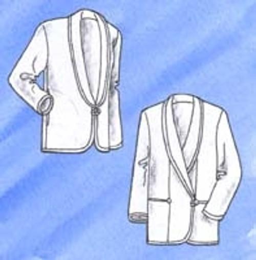 LaConner Jacket - LJ Designs