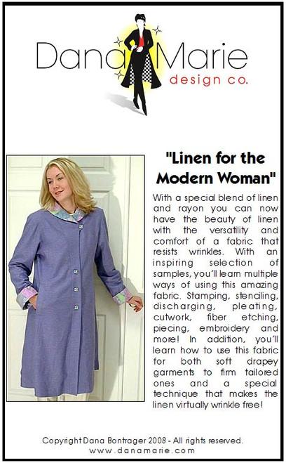 Linen for the Modern Woman