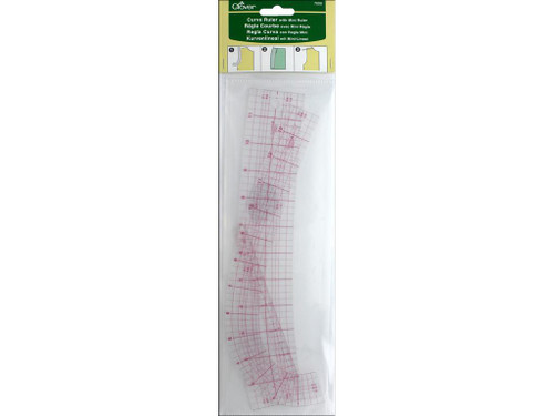 Clover Curve Rulers
