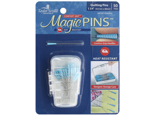 Magic Pins - Comfort Grip - Heat Resistant