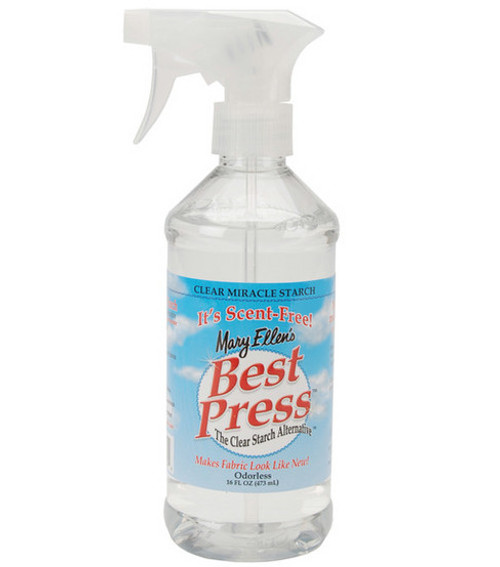 Mary Ellen's Best Press 16oz - No Scent