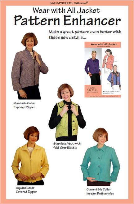 Wear with All Jacket - ENHANCER - Saf T Pockets
