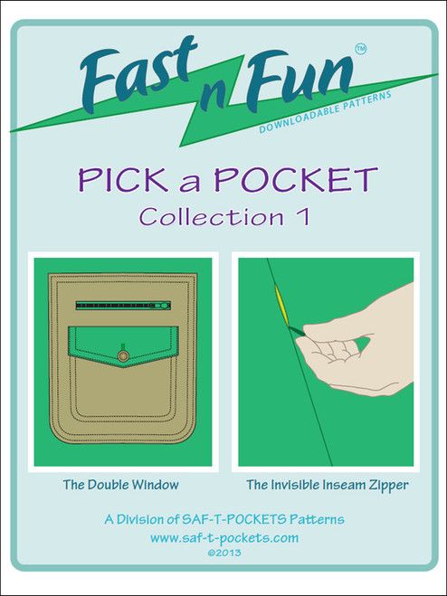 PICK A POCKET - Download - Saf T Pockets