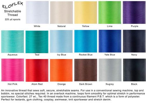Eloflex Stretchable Thread