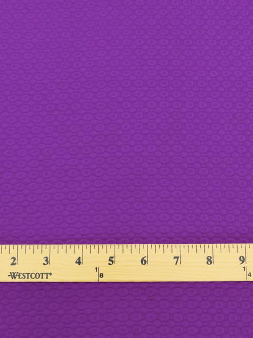 Honeycomb Double Knit – Grape - 58″ wide - 2 YARD BUNDLES