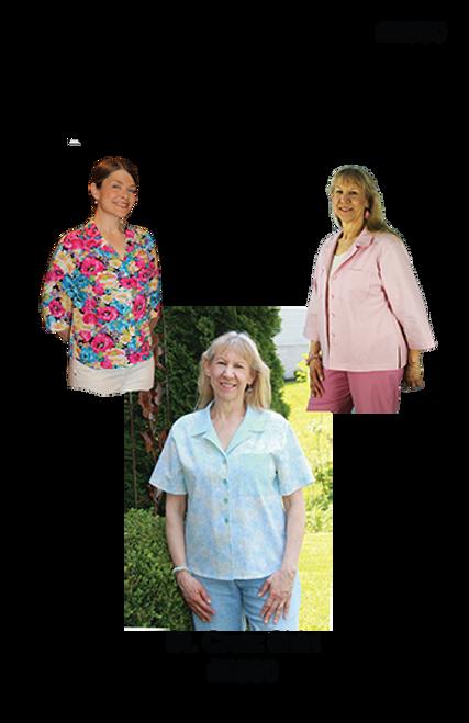 St. Croix Shirt - Great Copy Patterns