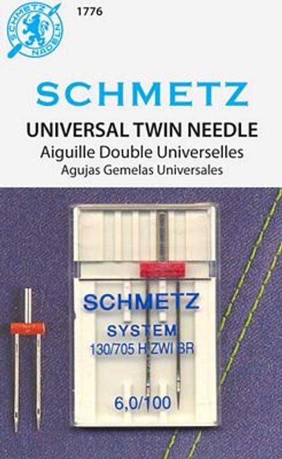 Schmetz Universal Twin 6.0/100