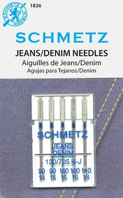 Schmetz Denim Needle Assortment