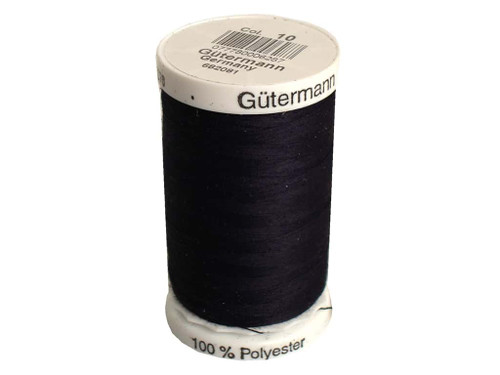 Gutermann 100% Polyester Thread 500m (547yds)