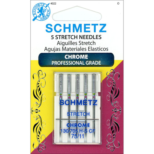 Schmetz Chrome Professional - Stretch