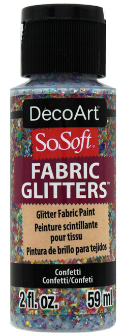 DecoArt SoSoft Fabric Paints and Tools